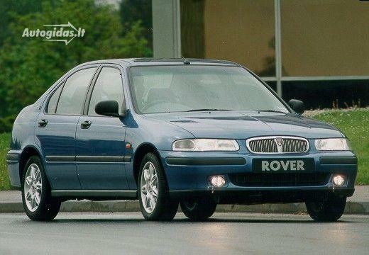 Rover 400 1998-1999