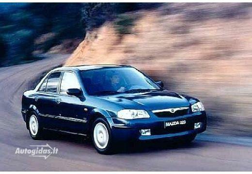 Mazda 323 2000-2002