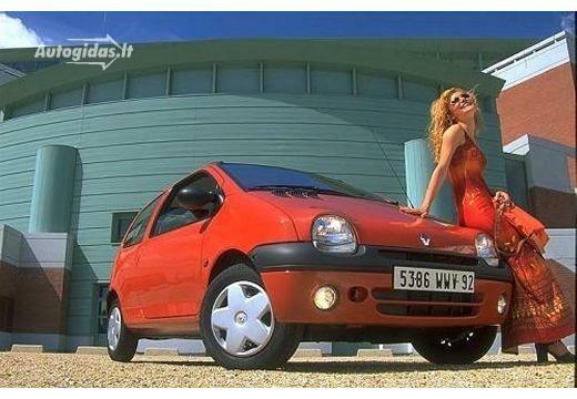 Renault Twingo 1998-2000
