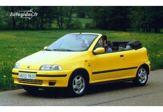 Fiat Punto 1994-1995
