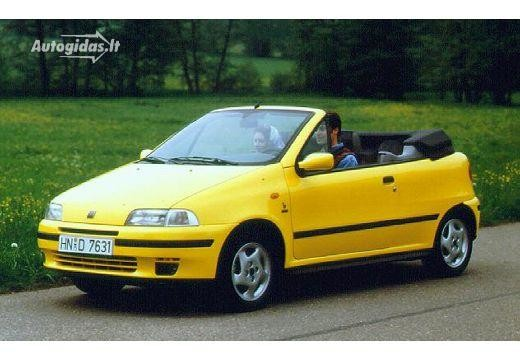 Fiat Punto 1997-1998