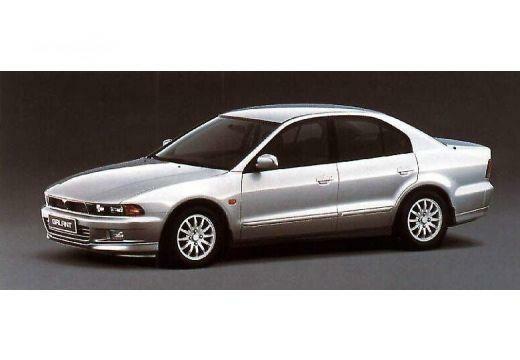 Mitsubishi Galant 1997-1999
