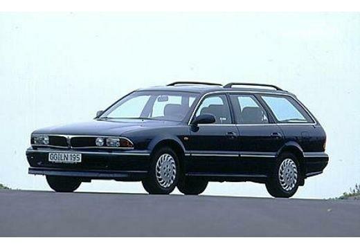 Mitsubishi Sigma 1995-1996
