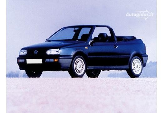 Volkswagen Golf 1993-1998