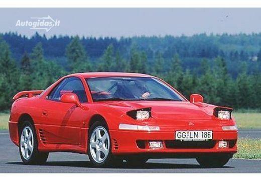 Mitsubishi 3000 GT 1995-2000