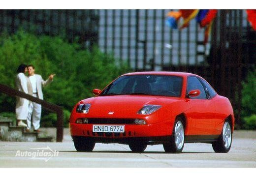 Fiat Coupe 1999-2000