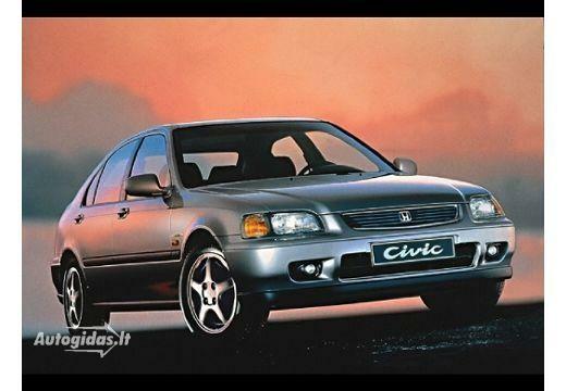 Honda Civic 1997-2001