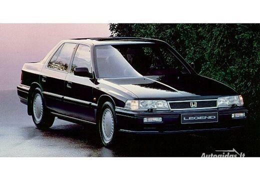 Honda Legend 1987-1988