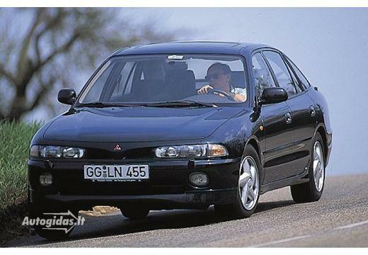 Mitsubishi Galant 1994-1995