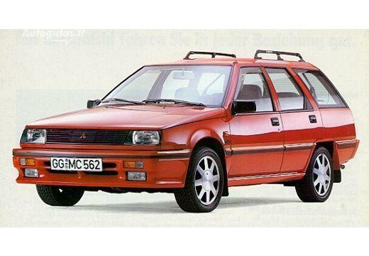 Mitsubishi Lancer 1987-1989