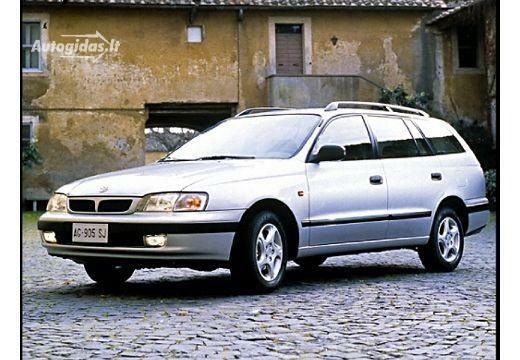 Toyota Carina 1995-1996