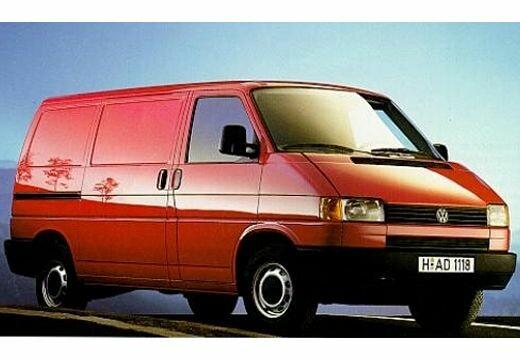 Volkswagen Transporter 1999-2001