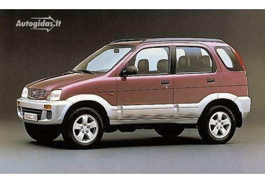 Daihatsu Terios 1997-2001