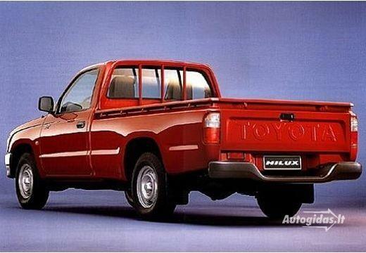 Toyota Hilux 1998-1999