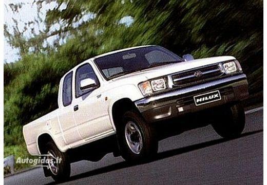 Toyota Hilux 1998-2001