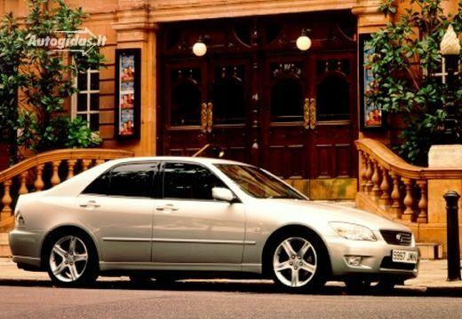 Lexus IS200 1999-2005