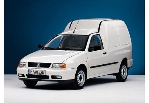 Volkswagen Caddy 2000-2003