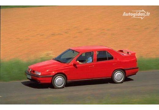 Alfa-Romeo 155 1995-1997