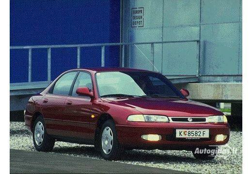 Mazda 626 1995-1997