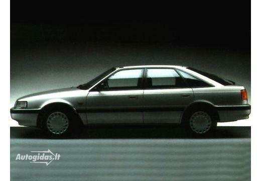 Mazda 626 1987-1990