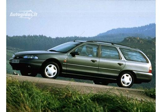 Ford Mondeo 1995-1996