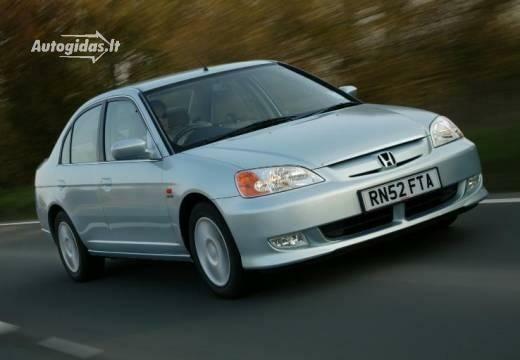 Honda Civic 2001-2002