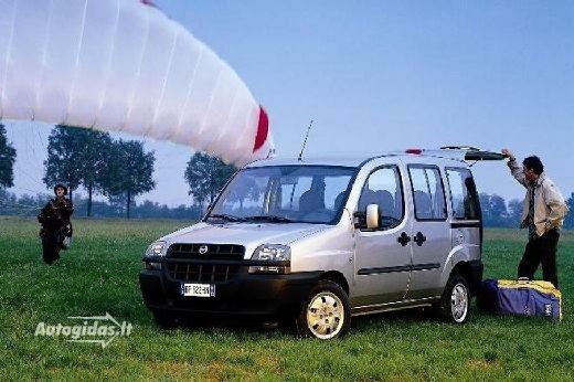 Fiat Doblo 2001-2004