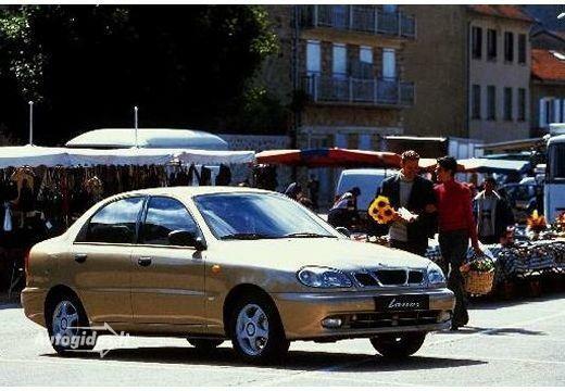 Daewoo Lanos 1997-2004