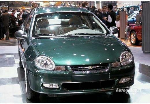 Dodge Neon 2000-2001