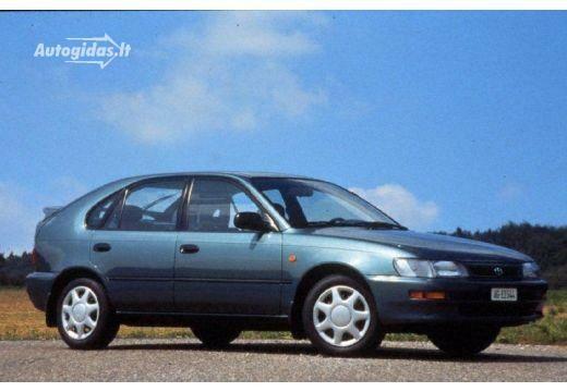 Toyota Corolla 1995-1997