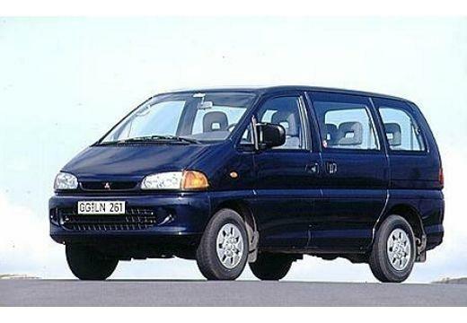 Mitsubishi Space Gear 1995-1996
