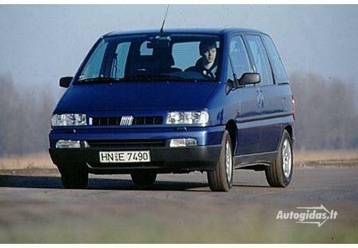 Fiat Ulysse 1996-1998