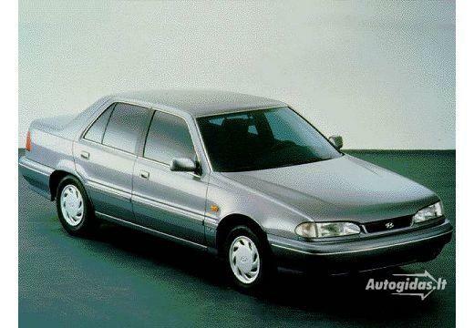 Hyundai Sonata 1993-1996