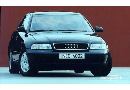 Audi A4 1996-2000