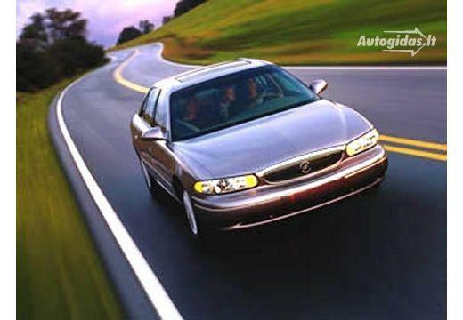 Buick Century 2000-2002