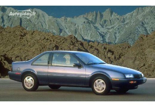 Chevrolet Beretta 1990-1991