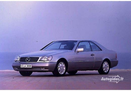 Mercedes-Benz CL 500 1996-1998