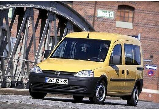Opel Combo 2001-2004