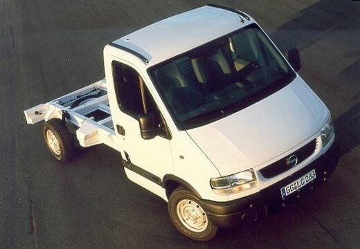 Opel Movano 2001-2003