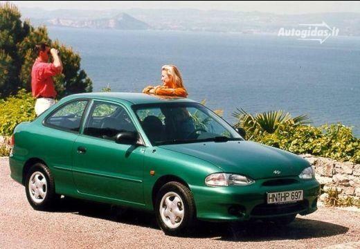 Hyundai Accent 2002-2003