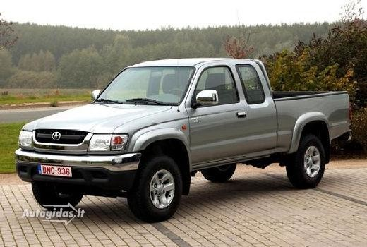 Toyota Hilux 2002-2005