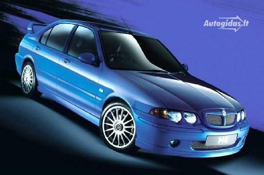 MG ZS 2002-2004