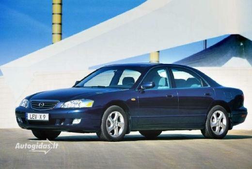 Mazda Millenia 2002-2004