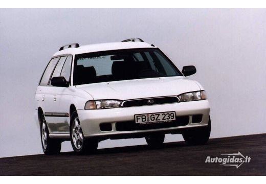Subaru Legacy 1996-1997