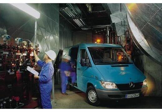 Mercedes-Benz Sprinter 2000-2006