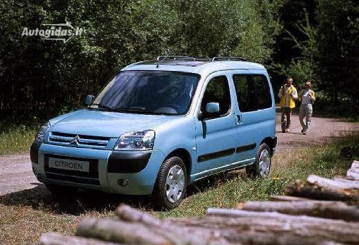 Citroen Berlingo 2002-2008