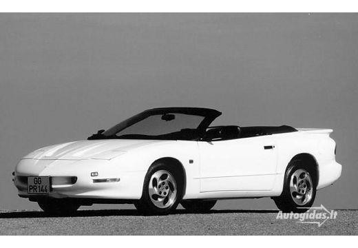 Chevrolet Camaro 1994-1995