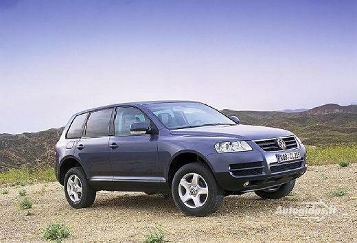 Volkswagen Touareg 2002-2007