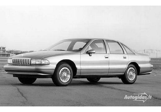 Chevrolet Caprice 1991-1992