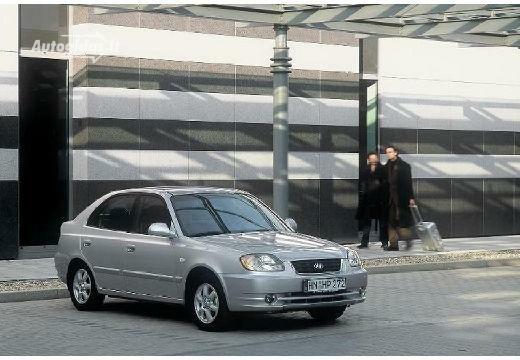 Hyundai Accent 2003-2004